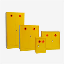 Hazardous Storage Safety Cupboards
